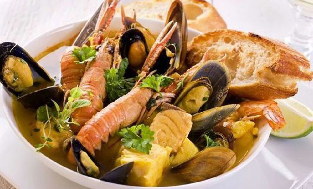 Cioppino Soup